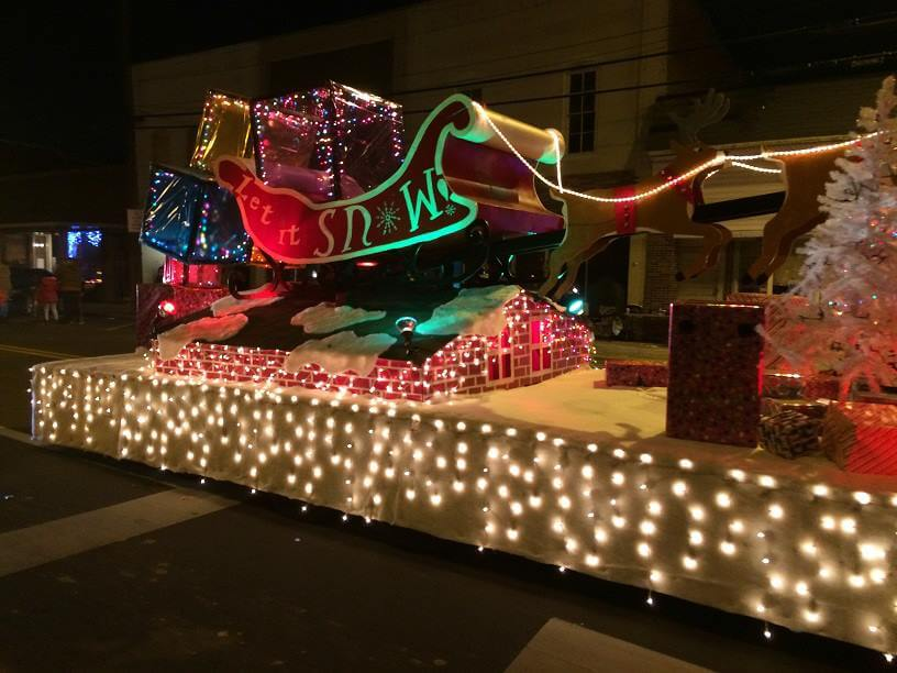 2017 mount pleasant christmas parade - Mount Pleasant Christmas Parade