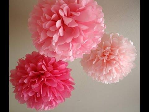 Make It And Take It Tissue Paper Flowers Experience Maury