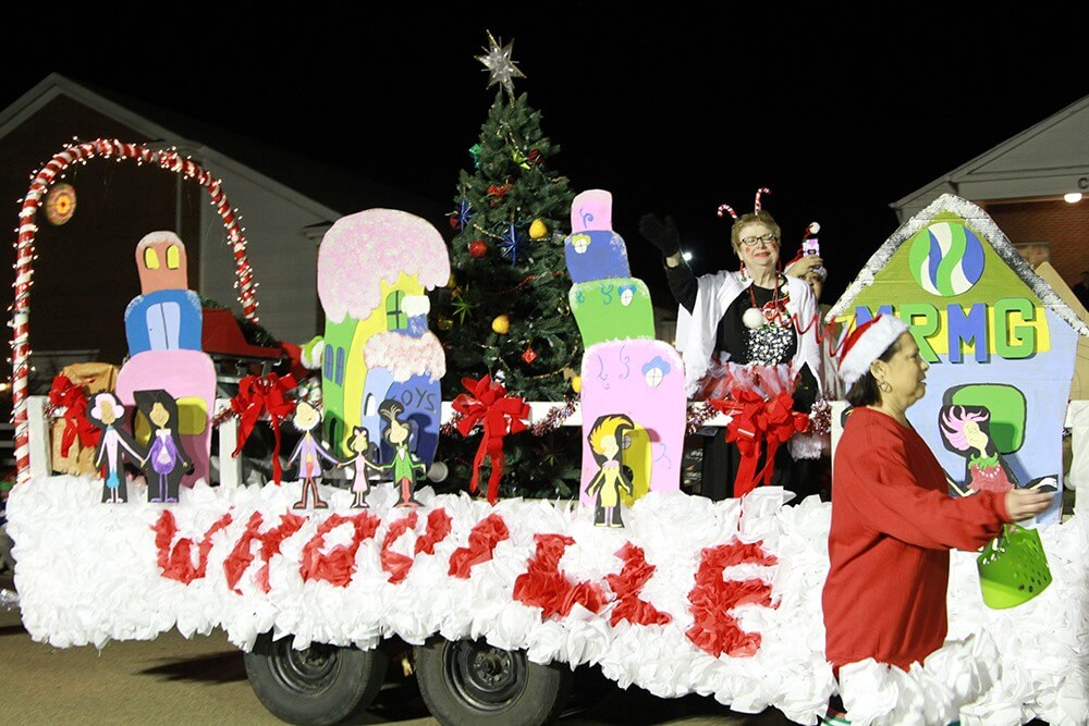 Spring Hill Tn Can Christmas Parade 2020 Spring Hill Christmas Parade | Experience Maury